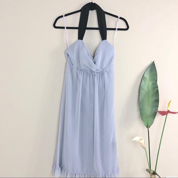 Vera Wang Dresses & Skirts - VERA WANG Lavender Halter Cocktail Dress